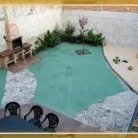 Hotel Casa Rural la Ribera en puebla-de-pedraza