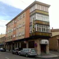 Hotel Hostal Romi en puebla-de-pedraza