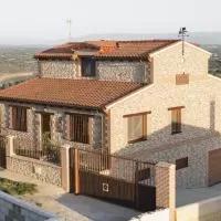 Hotel Casa Rural & SPA Mirador de la Covatilla en puebla-de-san-medel