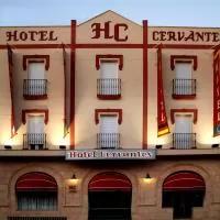 Hotel Hotel Cervantes en puebla-de-sancho-perez