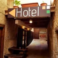 Hotel Hotel Asador O Callejón De Belchite en puendeluna