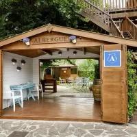 Hotel Albergue Jakue en puente-la-reina-gares
