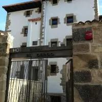 Hotel Hotel El Cerco en puente-la-reina-gares