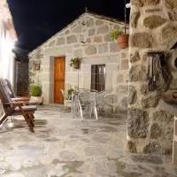 Hotel Casa Rural El Berrueco en puerto-castilla