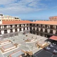 Hotel Be Smart Florida Plaza en puerto-de-la-cruz