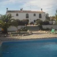 Hotel Hotel Los Sibileys en puerto-lumbreras