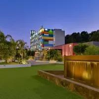 Hotel Sercotel Riscal en puerto-lumbreras