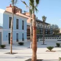 Hotel Spa Jardines de Lorca en puerto-lumbreras