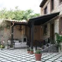 Hotel Las Casitas de Papel en quintanilla-de-trigueros