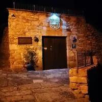 Hotel Alcázar Milmanda en quintela-de-leirado