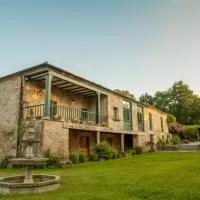 Hotel Jardines Pazo a Fabrica en quintela-de-leirado