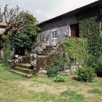 Hotel Palacio de Barreiro en quintela-de-leirado