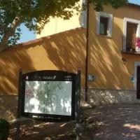 Hotel El Balcon de Peñafiel en rabano