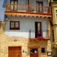 Hotel La Alquería en rafales