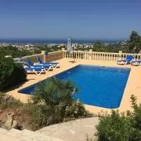 Hotel Monte Pego EB Rafol Almunia en rafol-d-almunia