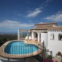 Hotel Monte Pego HP en rafol-d-almunia