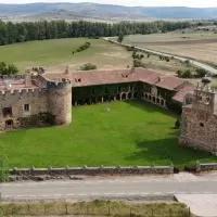 Hotel Casa rural Casa fuerte San Gregorio II en rebollar