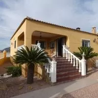 Hotel Tranquil Countryside Villa in Orihuela Spain en redovan