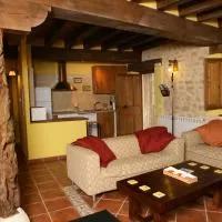 Hotel Casas Rurales Hacendera en riaguas-de-san-bartolome