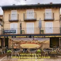 Hotel Hotel plaza en riaza