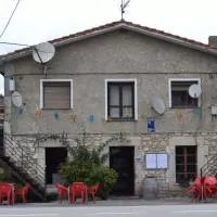 Hotel Sidreria La Casa Abajo en ribadedeva