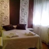 Hotel Hostal Navia en ribeira-de-piquin