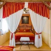 Hotel Hotel Hospederia Zacatin en ribera-alta