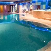 Hotel Spa Hotel Ciudad de Teruel en riodeva