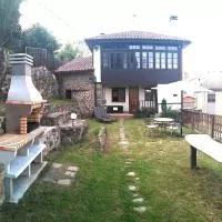 Hotel Casona Angliru en riosa