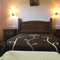 Hotel Apartamentos Sanabria en robleda-cervantes