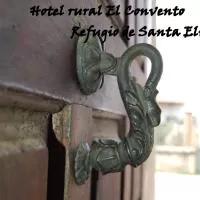 Hotel Casa Rural el Convento en robleda