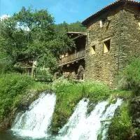 Hotel Los Balcones del Río en robleda