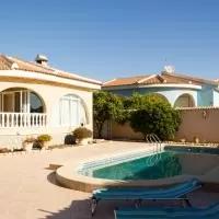 Hotel House in Quesada with swiming pool en rojales