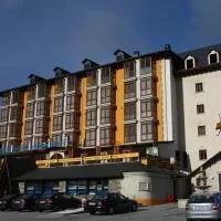 Hotel Complejos J-Enrimary en rosinos-de-la-requejada