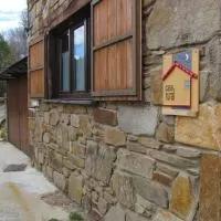 Hotel CASA RURAL El Refugio del Poeta en rosinos-de-la-requejada