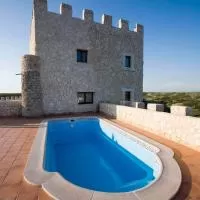 Hotel Residencia Real del Castillo de Curiel en roturas