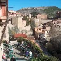 Hotel Los Palacios en royuela