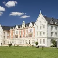 Hotel Balneario Palacio de las Salinas en rubi-de-bracamonte
