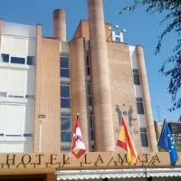 Hotel HOTEL LA MOTA en rubi-de-bracamonte