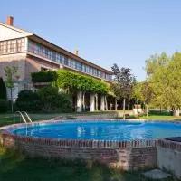 Hotel Posada Real del Pinar en rubi-de-bracamonte