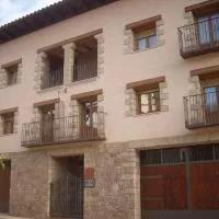Hotel Apartamentos Turisticos El Refugio en rubielos-de-mora