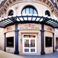 Hotel Hotel Pilar Plaza en sabinan