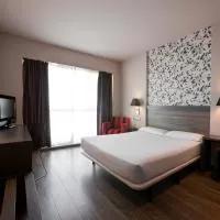 Hotel Hotel Plaza Feria en sabinan