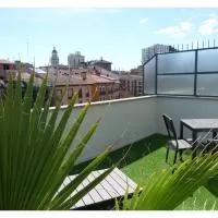 Hotel Hotel Avenida en sabinan
