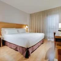 Hotel Hesperia Zaragoza Centro en sabinan