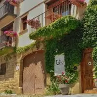 Hotel Apartamentos Uncastillo en sadaba