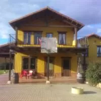 Hotel Casarural Vallecillo en saelices-de-mayorga