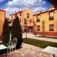 Hotel Rincón de Navarrete en salcedillo