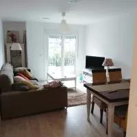 Hotel Apartamento luminoso y acogedor en Salceda de Caselas en salvaterra-de-mino