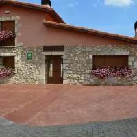Hotel Legaire Etxea en salvatierra-agurain